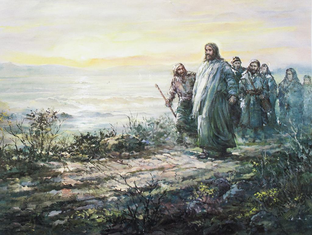 재림그리스도 안상홍 성자시대 예수님 한 분